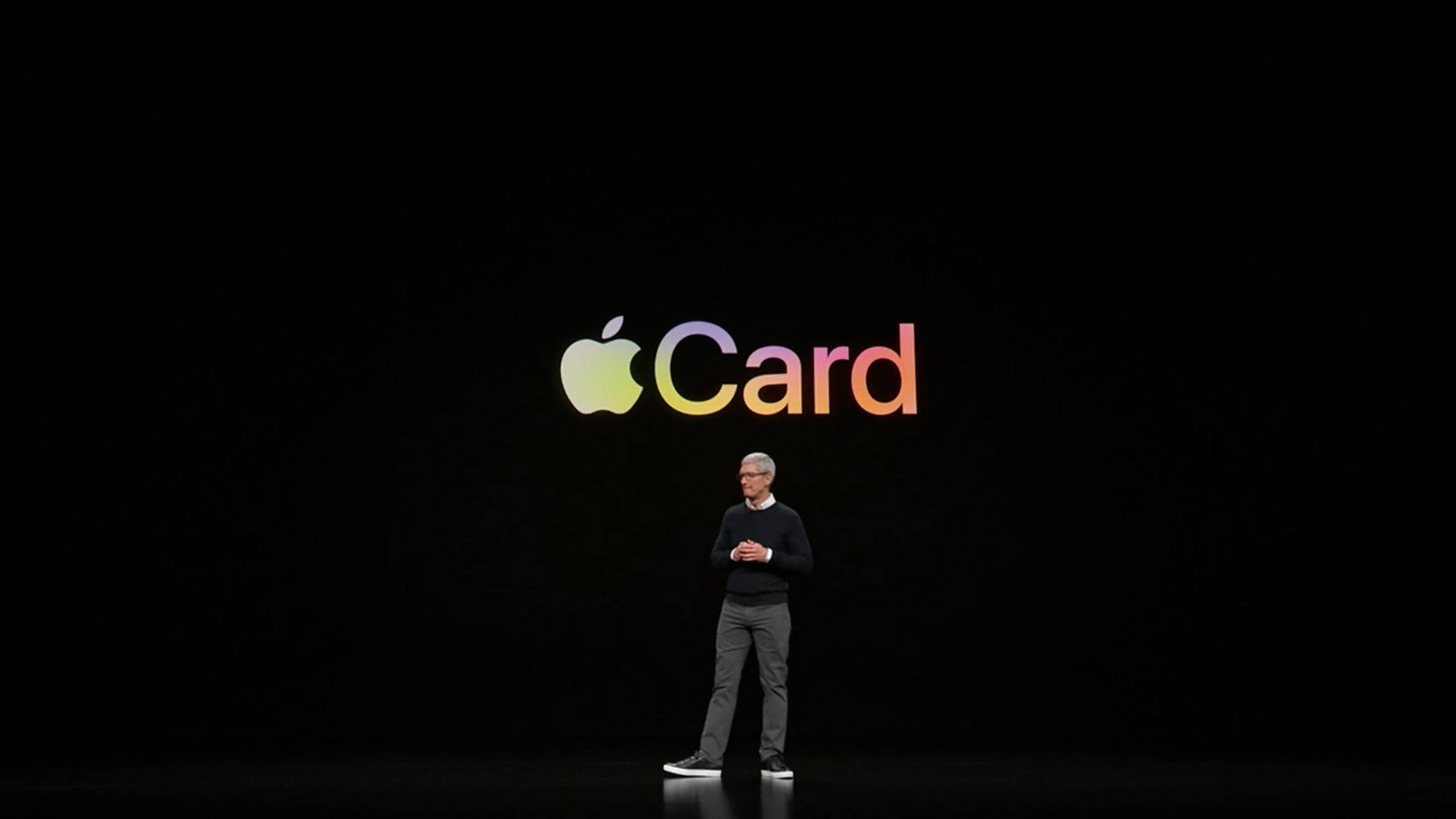 Apple's first credit card called the 'Apple Card' might release early next month