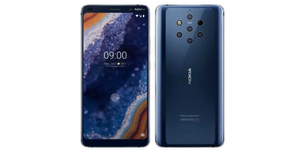 HMD Global launches the Nokia 9 PureView in India priced at Rs. 49,999