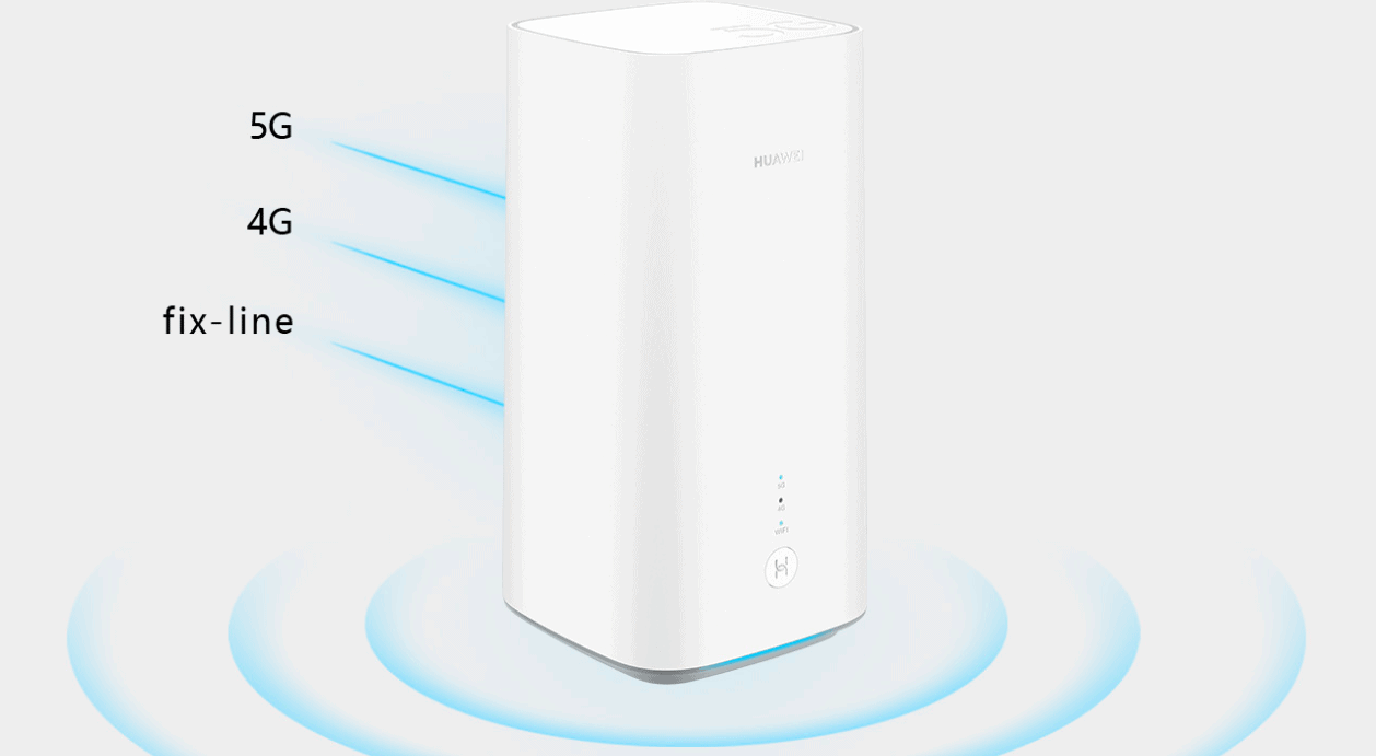 Huawei 5G CPE Pro WiFi router launched in China priced at 2,499 Yuan (~$362)