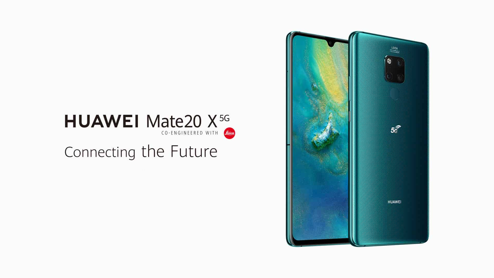 Huawei Mate 20 X 5G to launch in China on July 26 - Leaked invite!