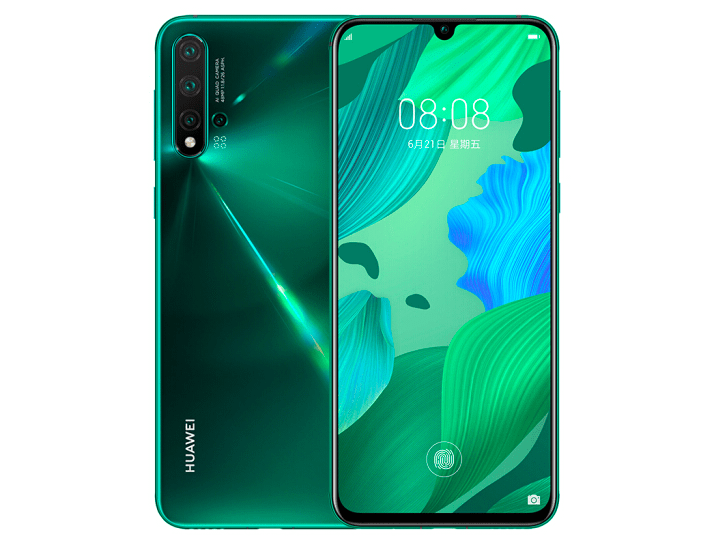 Huawei Nova 5 is now available for pre-order