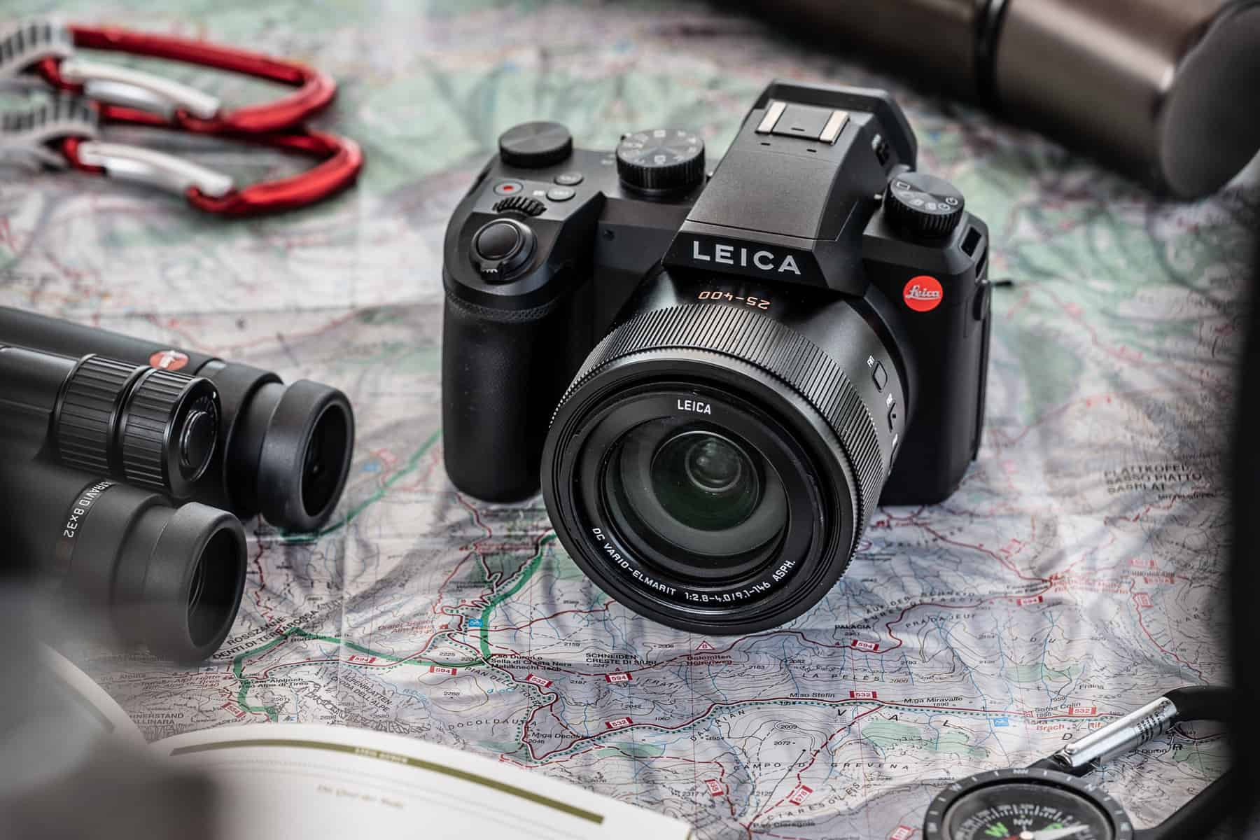 Leica V-Lux 5 camera officially launched in India for Rs 98,000