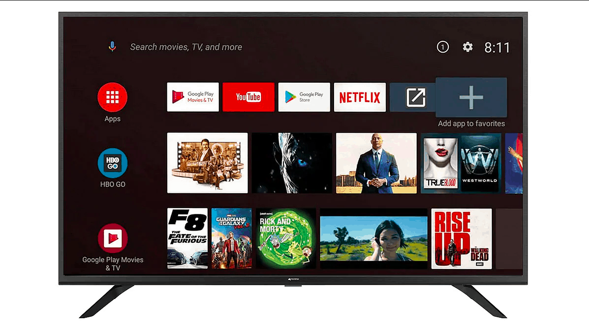 Micromax's latest Android TVs launched in India starting at Rs. 13,999