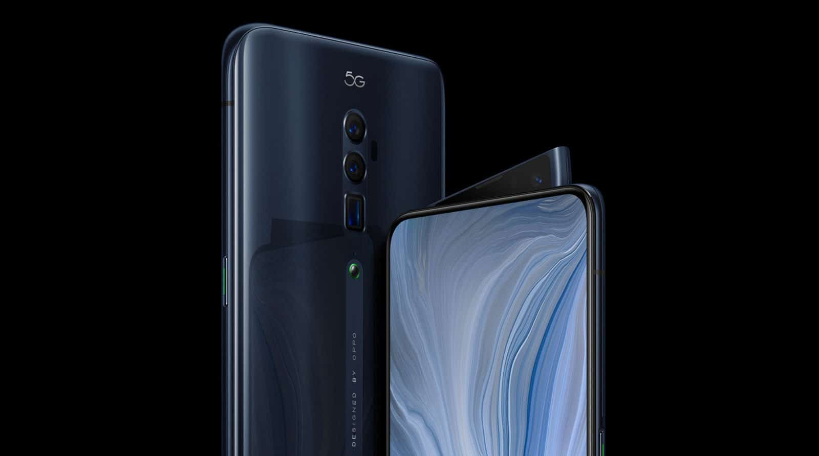 OPPO Reno 5G version officially released in Italy