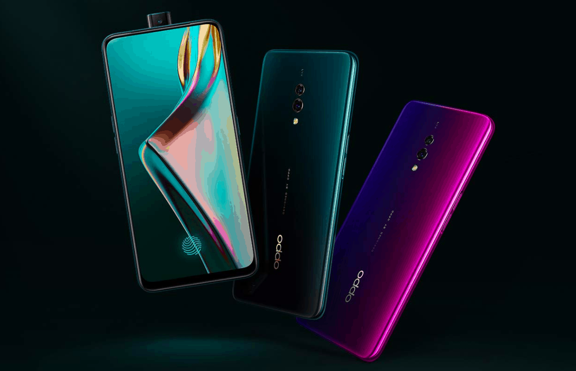 Oppo K3 to launch in India on July 19: Snapdragon 710, Pop-up selfie cam!