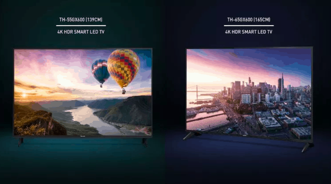 Panasonic launches its 4K UHD TVs starting at Rs. 50,400 in India