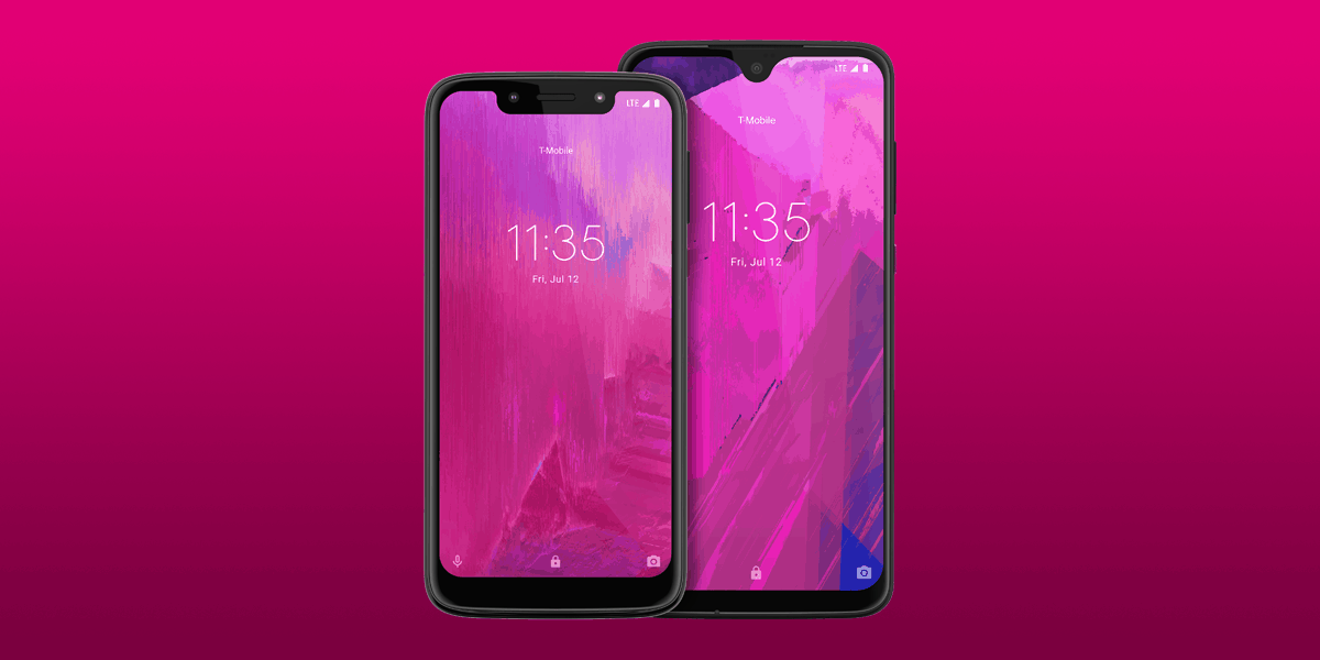 T-Mobile-branded smartphones, Revvlry and Revvlry+ announced