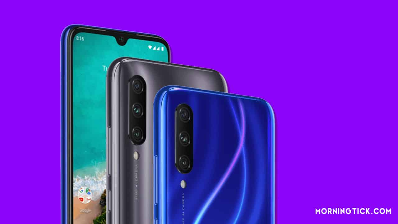 Xiaomi Mi A3 specs and renders get revealed even before launch