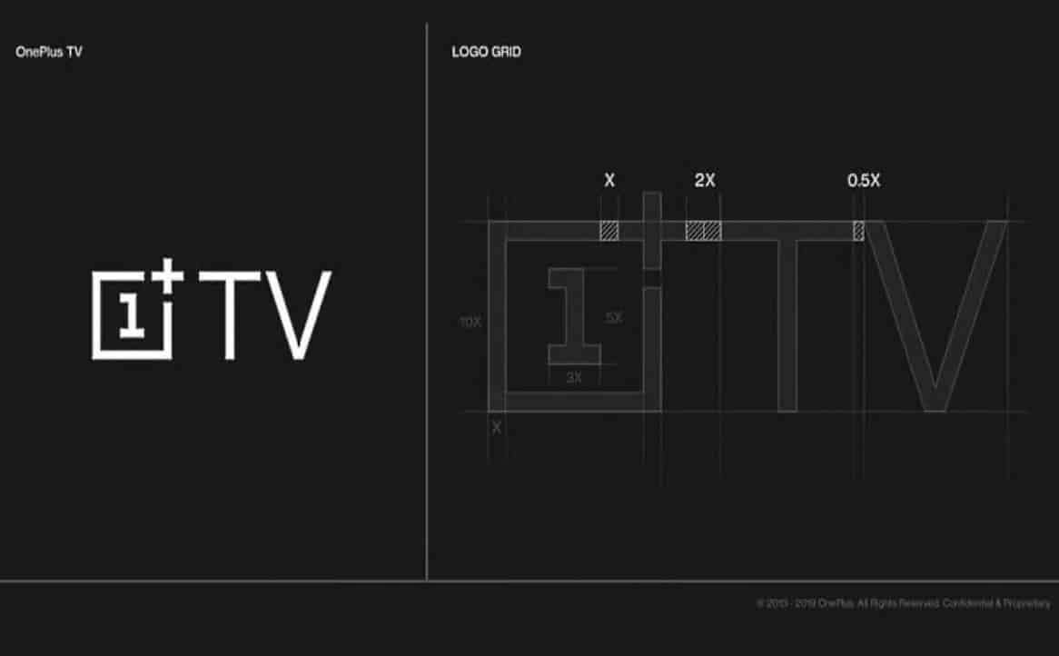 OnePlus confirmed launch of OnePlus TV and revealed its logo