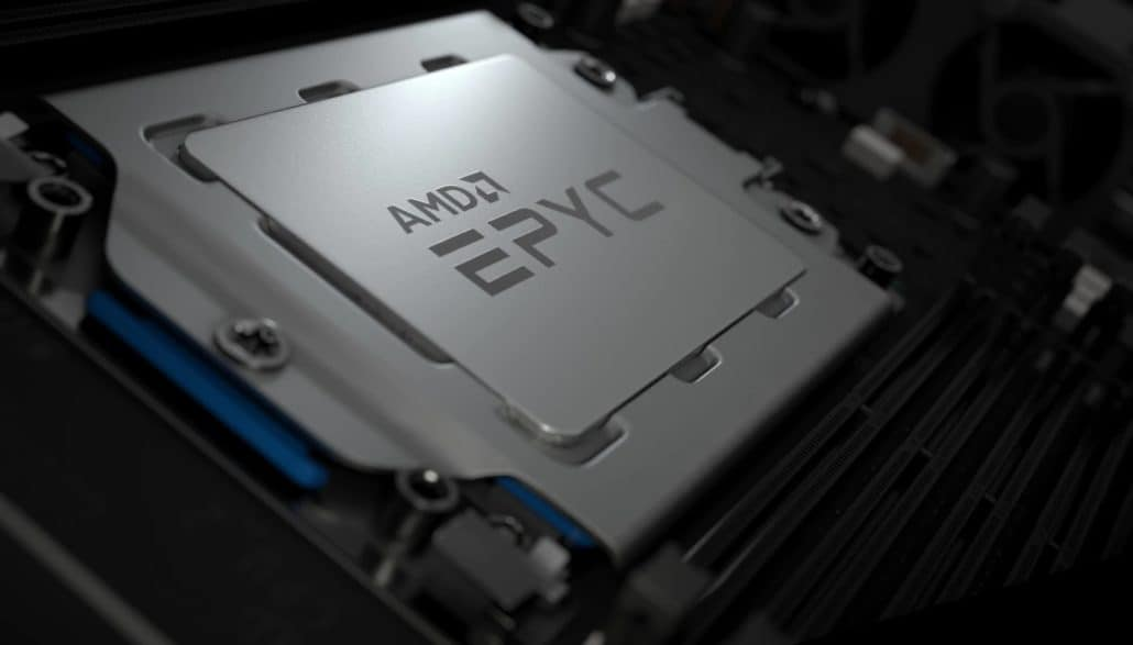 AMD EPYC Rome launched with up to 64 cores, frequency up to 3.4GHz
