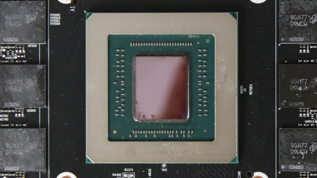 AMD Navi 14 8GB GPU variant listed on CompuBench, better