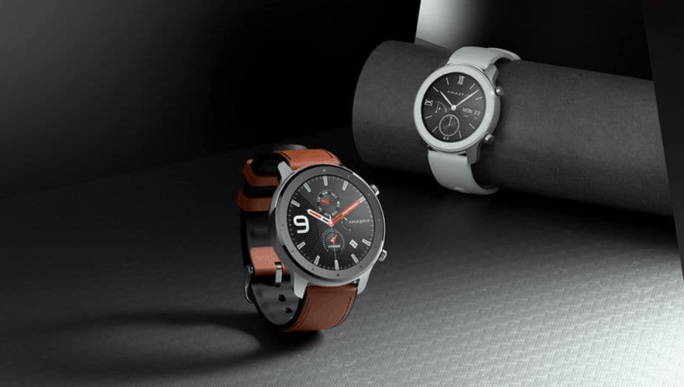 Amazfit GTR Smartwatch launching soon in India