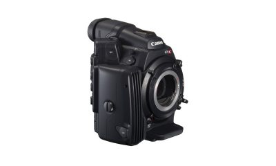 Canon C500 Mark II supports both 2K and 4K RAW internal recording
