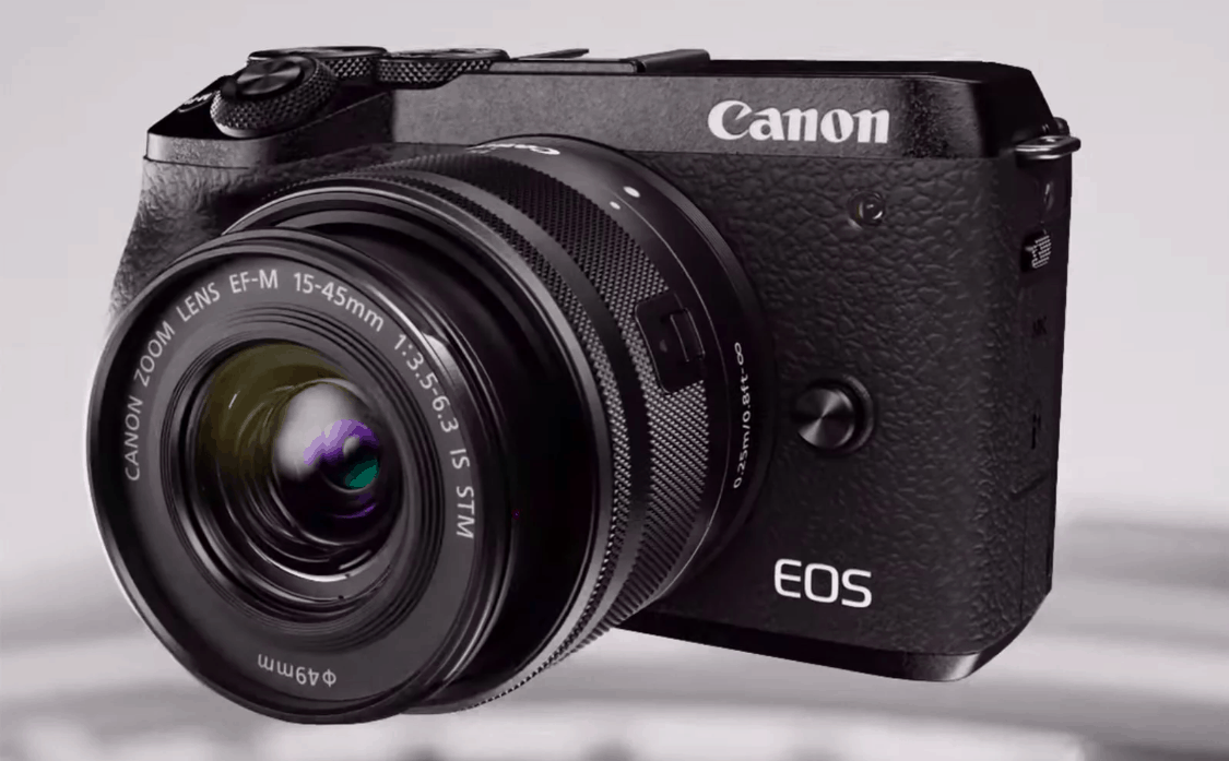 Canon EOS M6 Mark II to sport a 32.5MP sensor, leaked video suggest