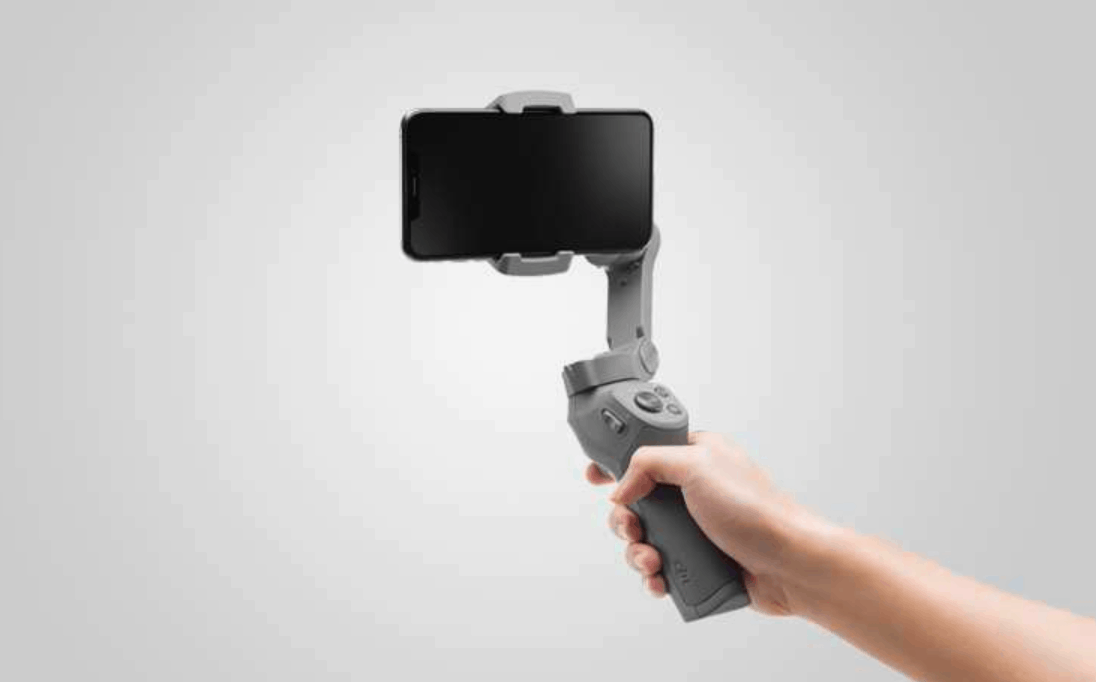 DJI Osmo Mobile 3 official render leaked ahead of launch