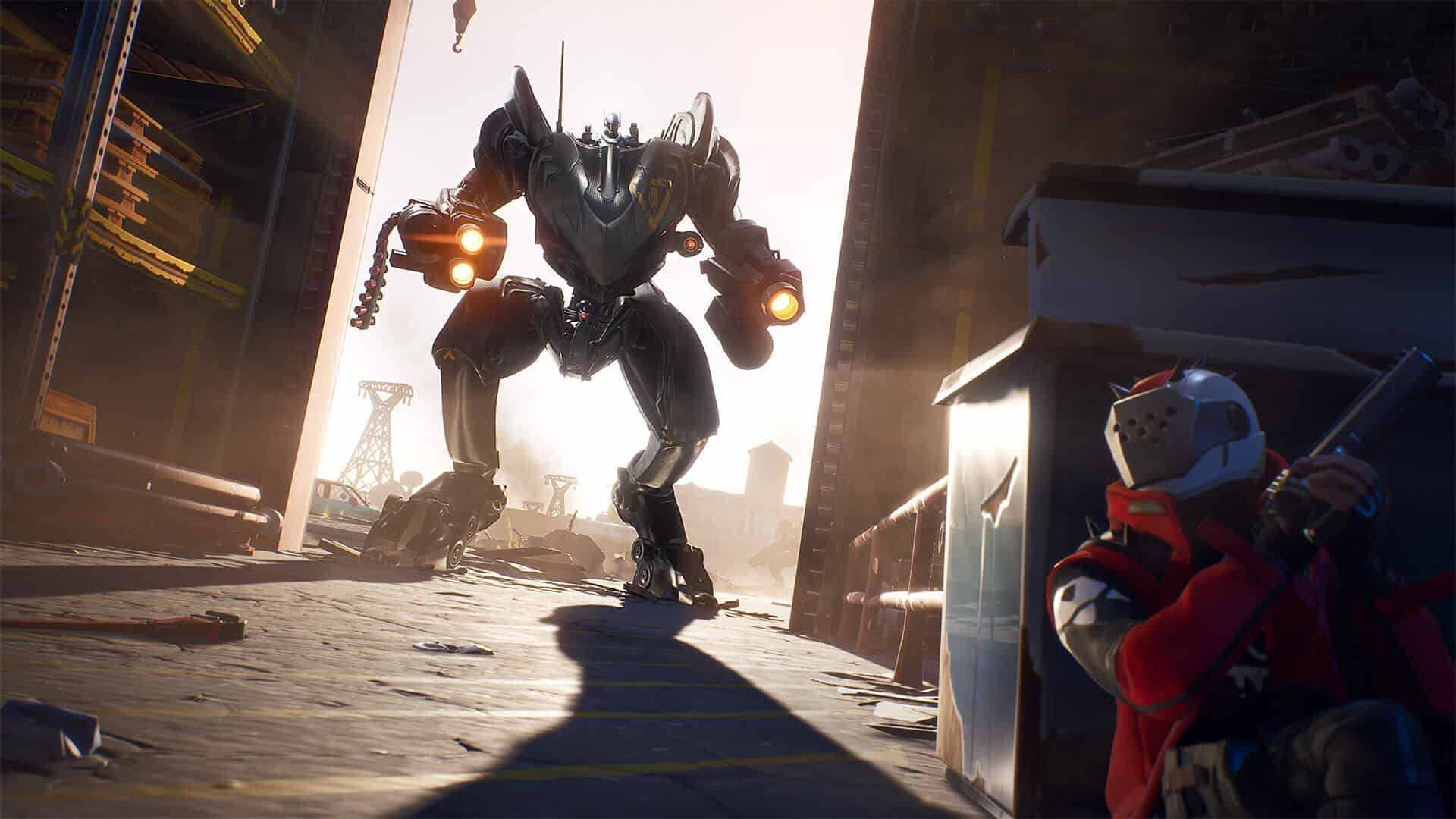 Epic Games de-powers Fortnite B.R.U.T.E. mech suit due to complaints