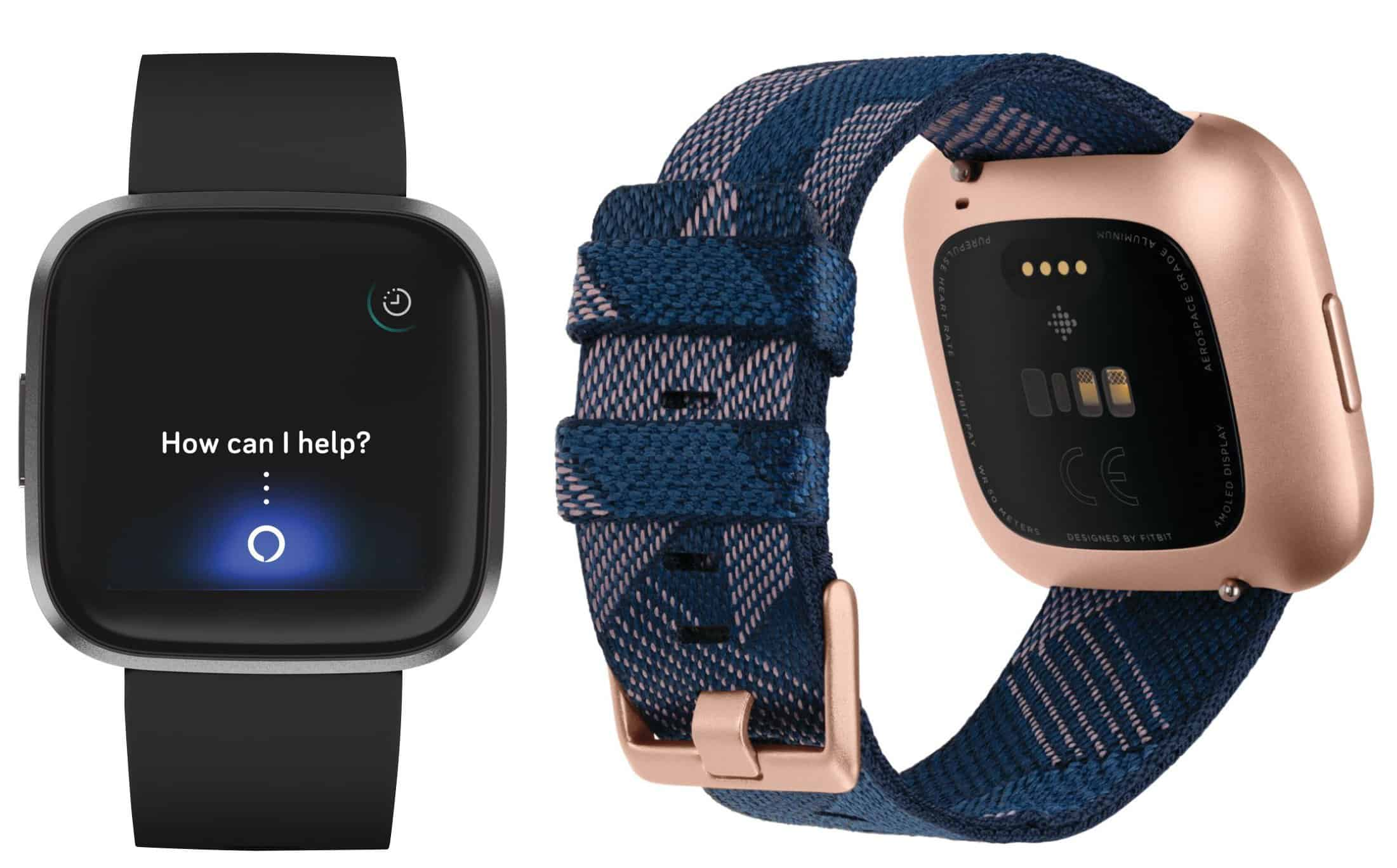 Fitbit Versa 2 smartwatch announced, pricing starts $200