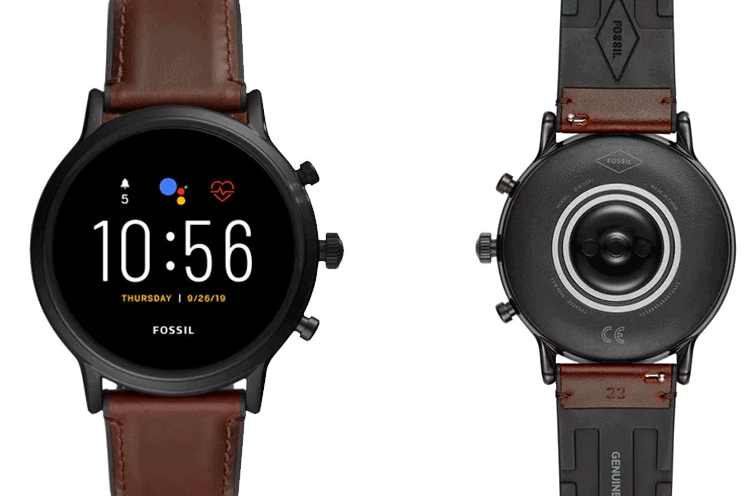 Fossil Gen 5 Smartwatch Launched with swim-proof speaker