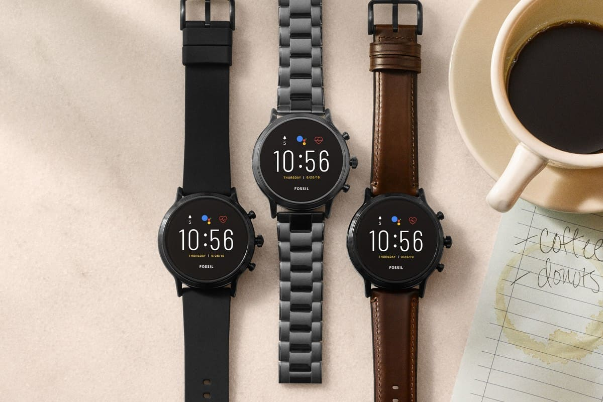 Fossil Gen 5 Smartwatch launched with swim-proof speakers
