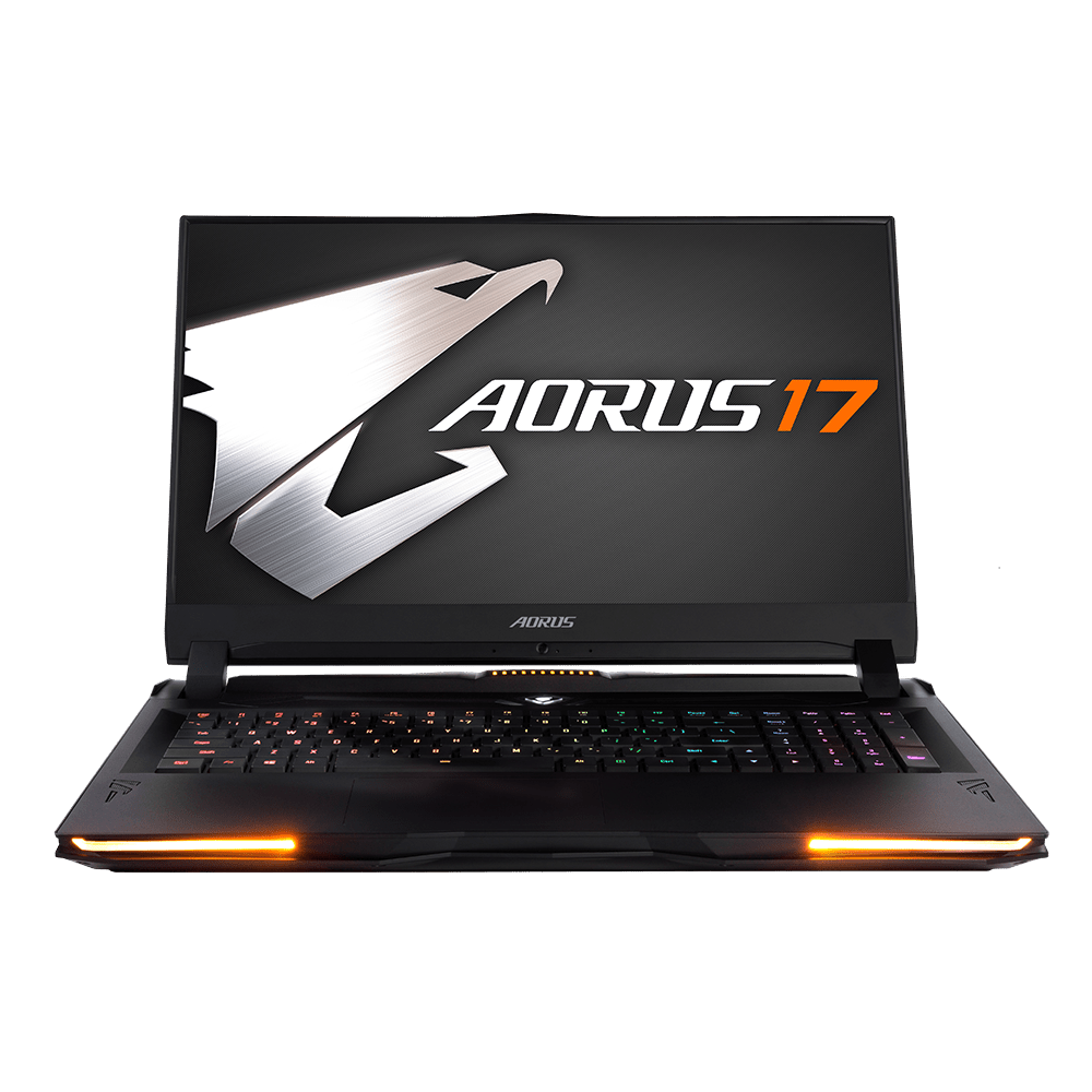 Gigabyte Aorus 17 gaming laptop launched with Intel i9 chipset and RTX