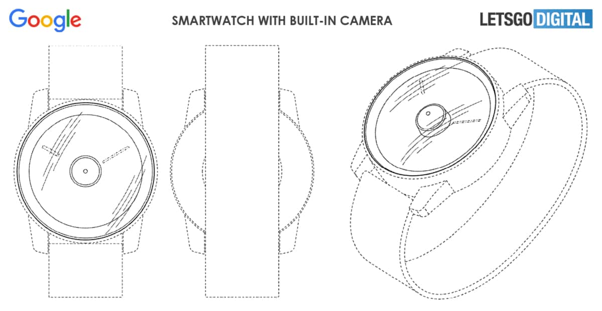 "Google Pixel Watch is going to be a ""Camera Watch"""