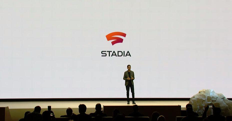Google Stadia set to launch in November 2019