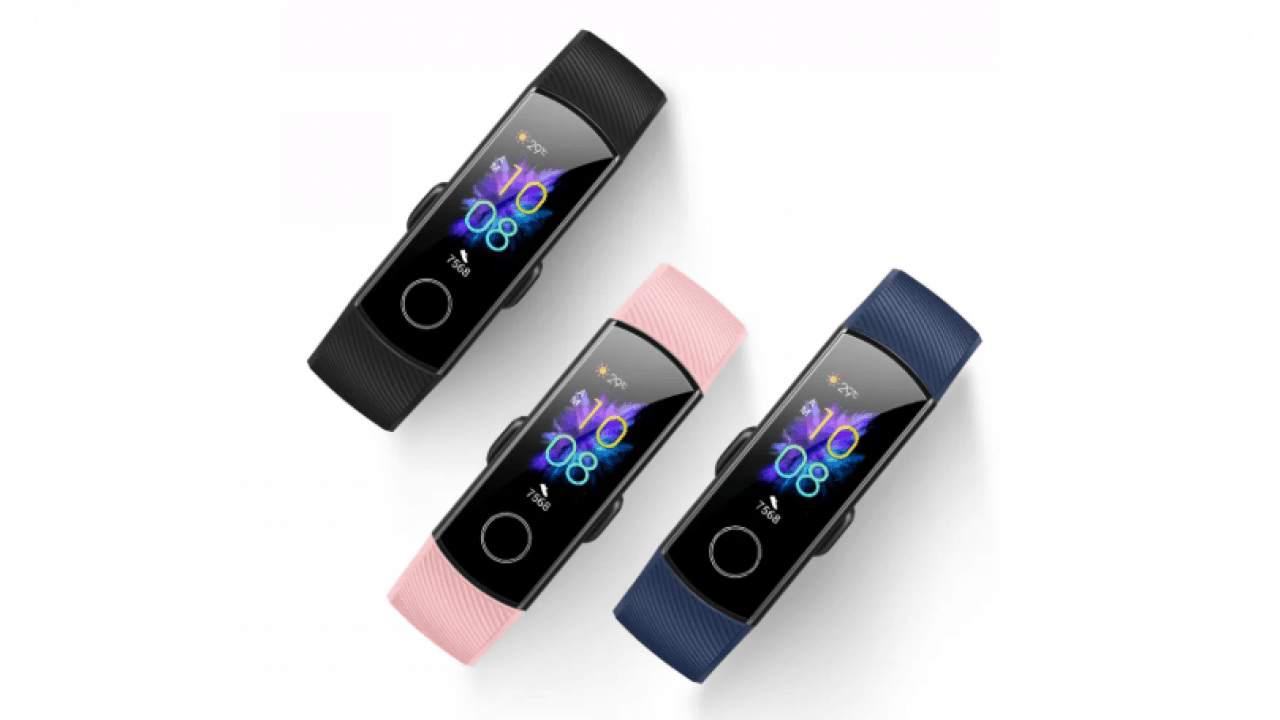 Honor Band 5 launched in India priced Rs. 2599
