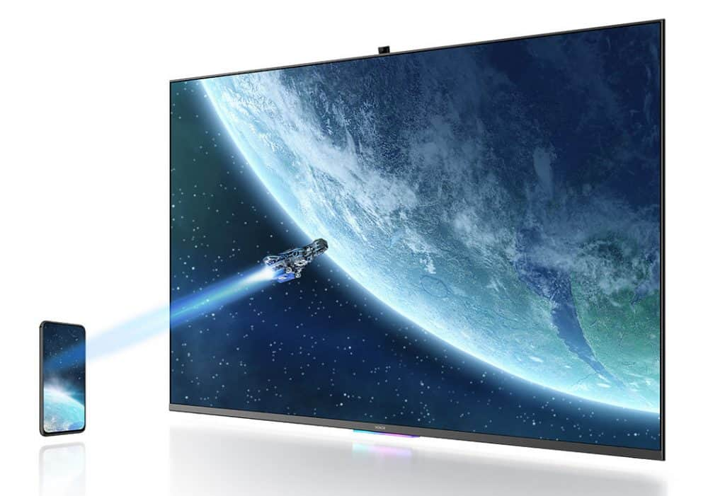 Honor Vision TV & Vision Pro Smart TV announced; HarmonyOS, 4K UHD screen