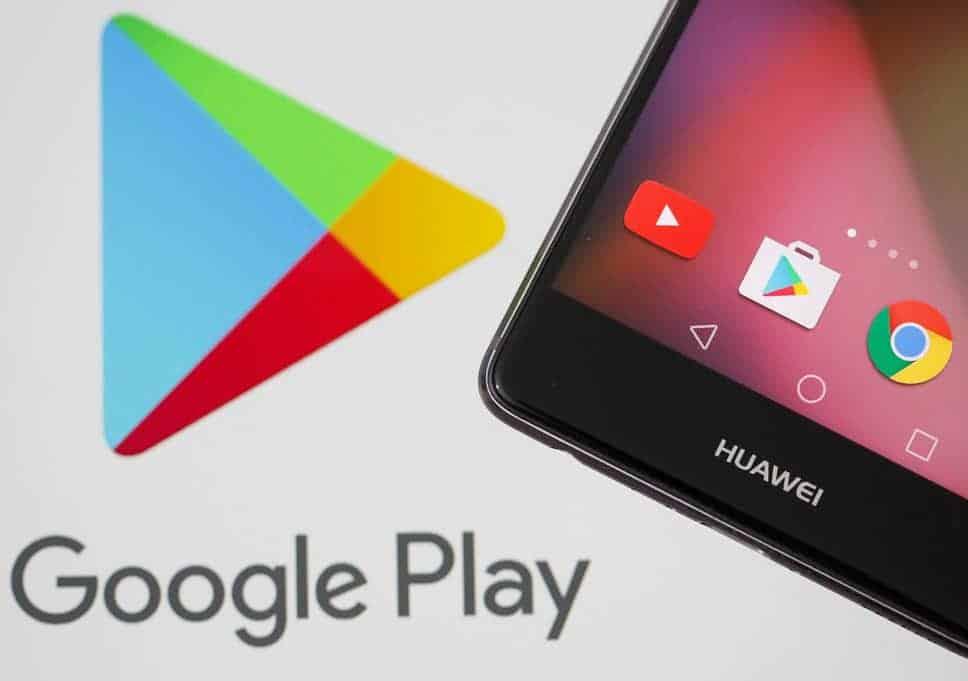 Huawei Mate 30 - Google Apps