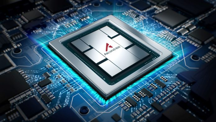 Huawei launches Ascend 910 chip based on MindSpore AI computing framework