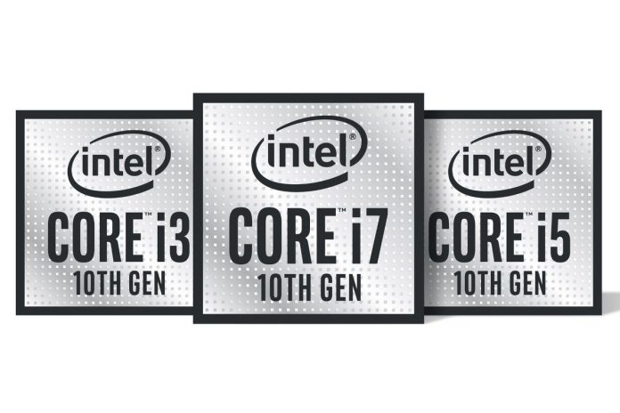 Intel launches 10th Gen Intel Comet Lake processors with LPDDR4X Support