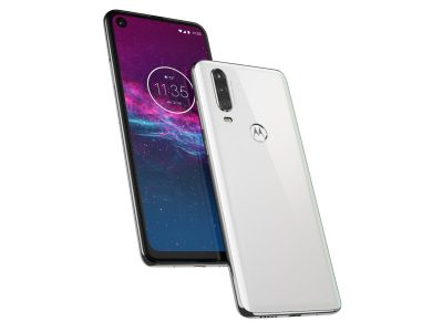 Motorola One Action launched at €259 with 117-degree action camera