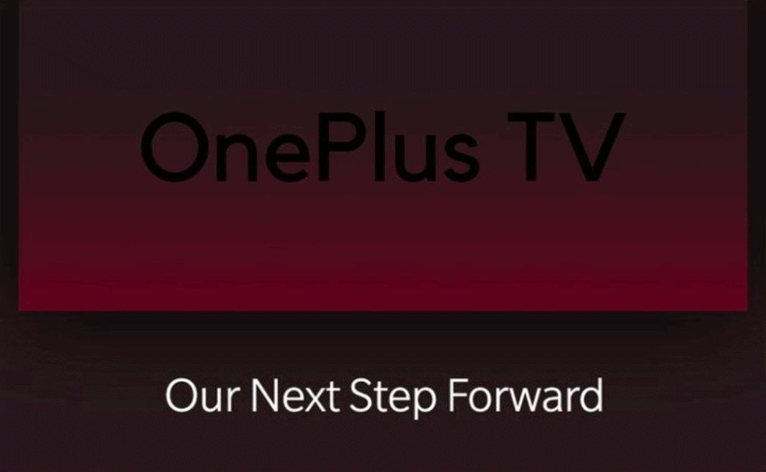 OnePlus TV series reportedly to launch on September 26