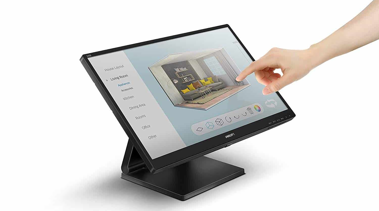 Philips launches 242B9T 24-inch 1080p touch screen monitor, priced at $270