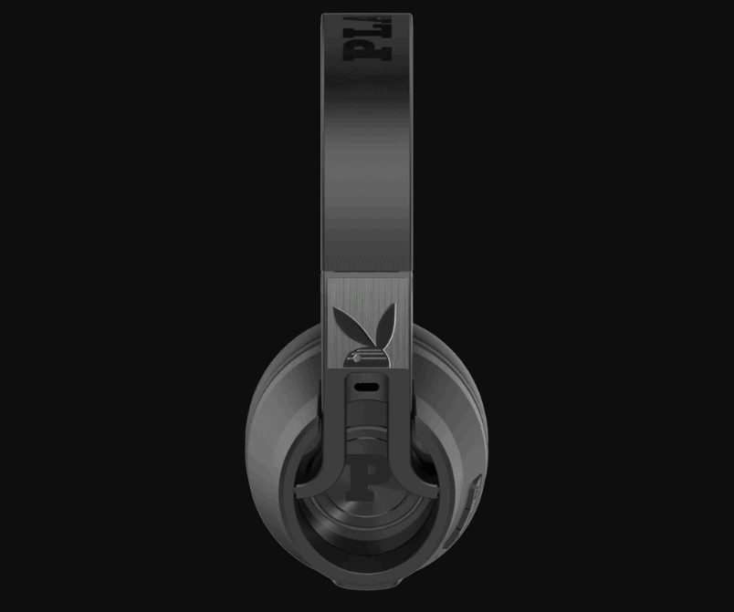 Playboy Audio Icon 1 Wireless Headphones announced, priced at $149