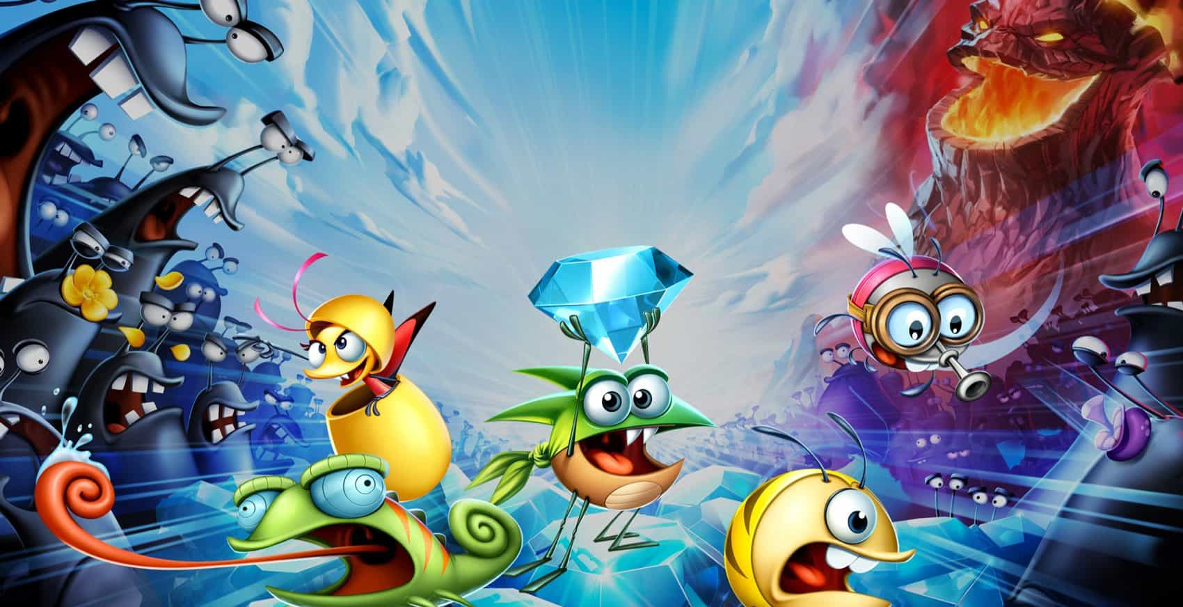 Playtika buys Seriously, the maker of Best Fiends game