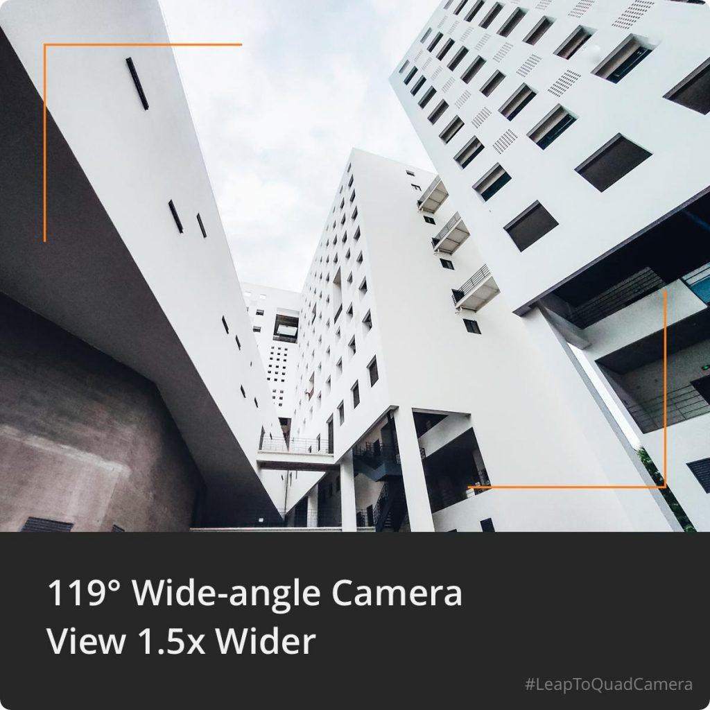 Realme 64-megapixel phone camera samples