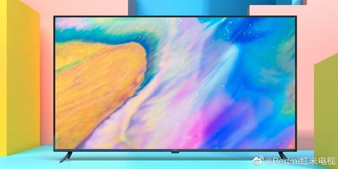 Redmi TV press renders leaked; No pop-up camera?