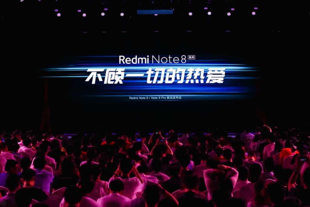 Redmi launches Note 8, Note 8 Pro, Redmi TV and RedmiBook 14