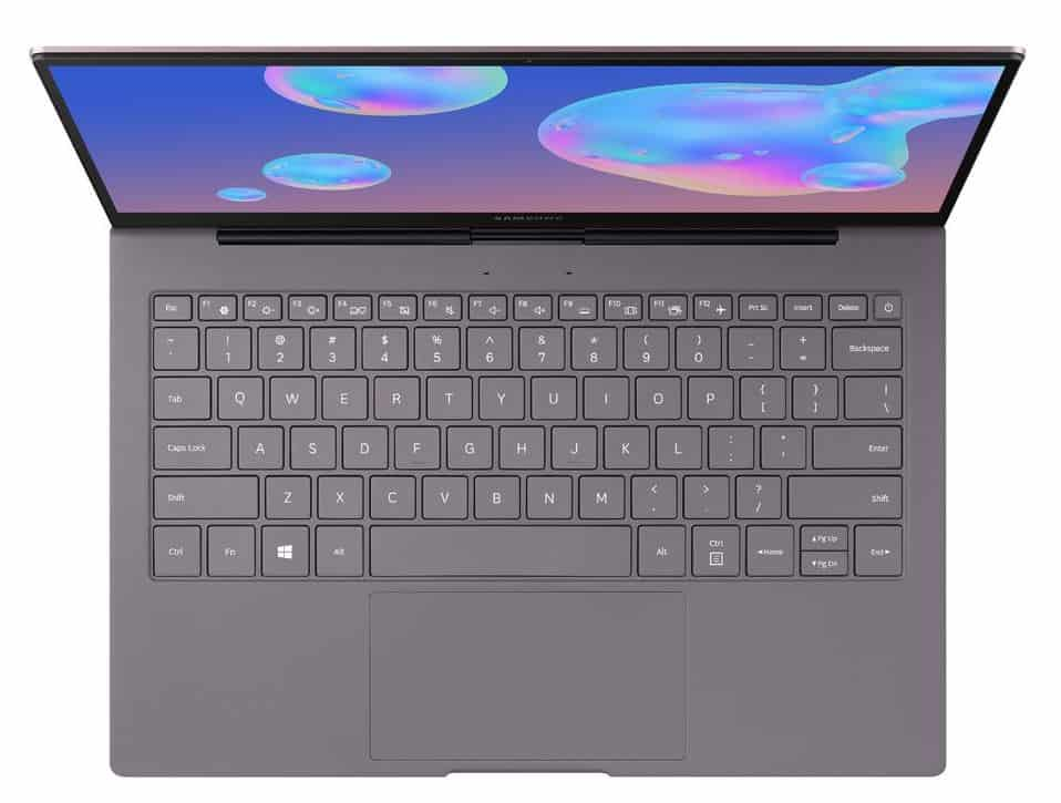 Samsung Galaxy Book S laptop press renders leaked!