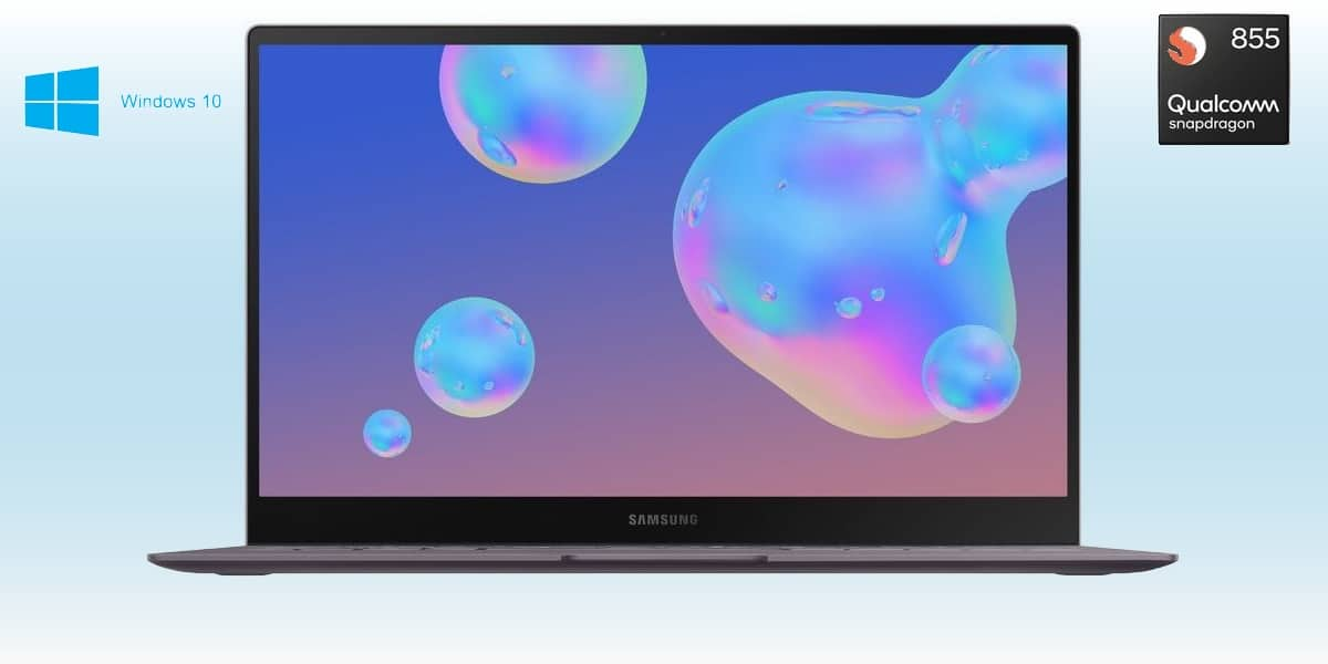 Samsung Galaxy Book S laptop press renders leaked!