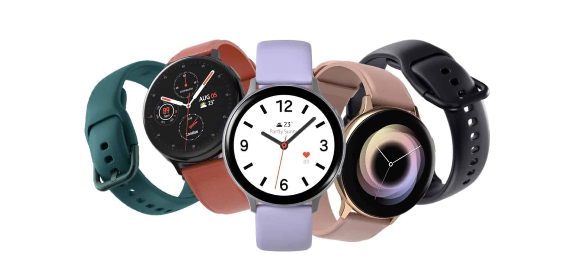 Samsung Galaxy Watch Active 2 launched with ECG and digital bezel for $279