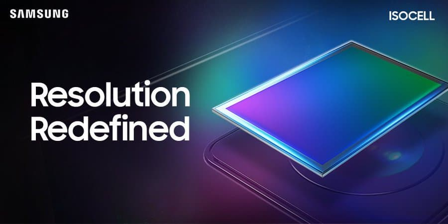 Samsung to unveil 108 MP ISOCELL camera sensor on 12th August