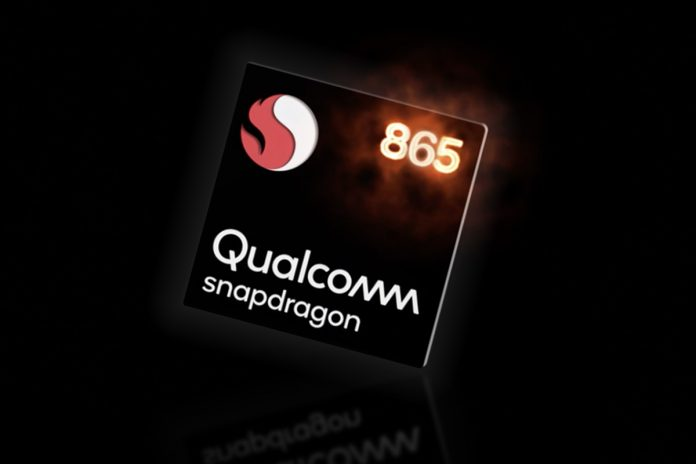 Snapdragon 865 listed on Geekbench with a codename 'Kona'