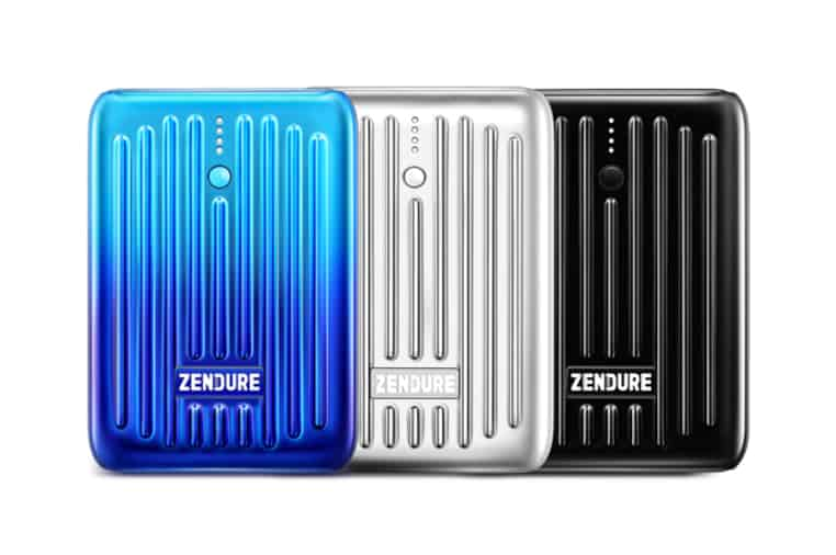 Zendure SuperMini: A Credit Card sized 10000mAh Portable Charger