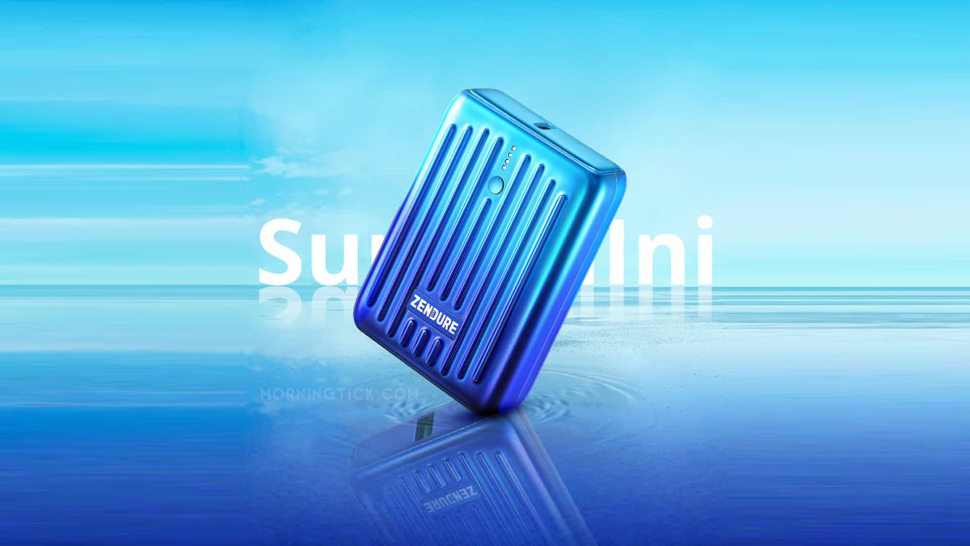 Zendure SuperMini: A Credit Card sized 10,000mAh Power Bank