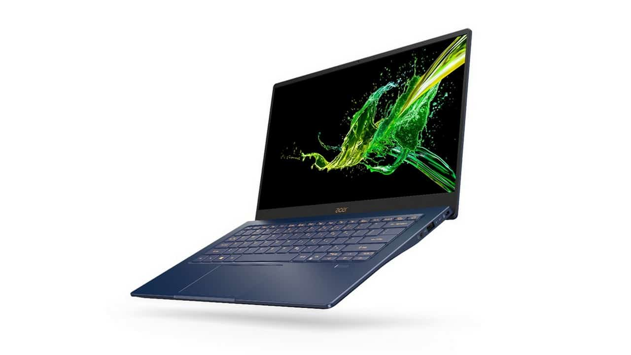 Acer Swift 3 and Acer Swift 5