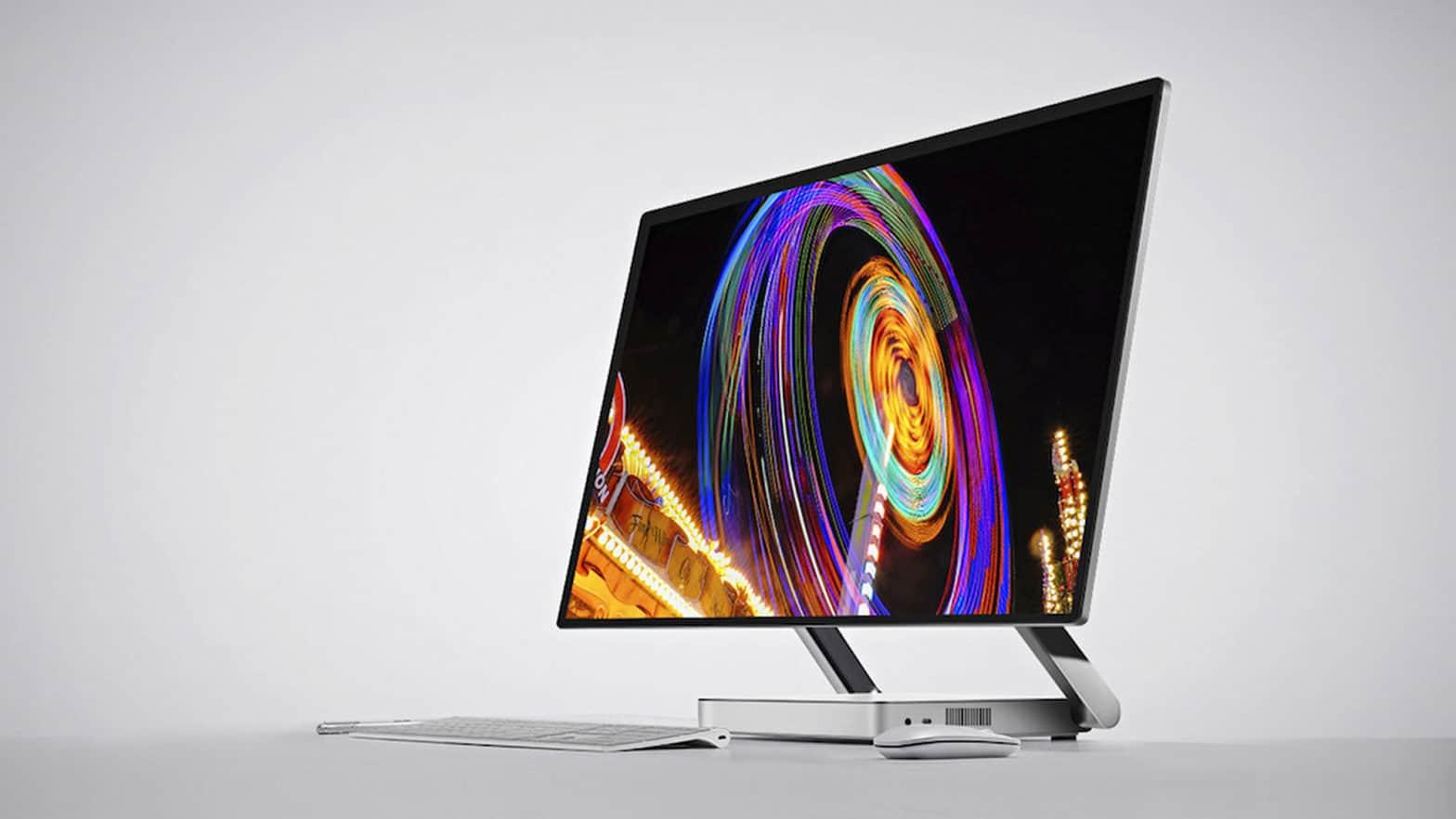 Apollo 4K Touchscreen PC with 8th gen Intel chip, flexible hinge arrives at Kickstarter
