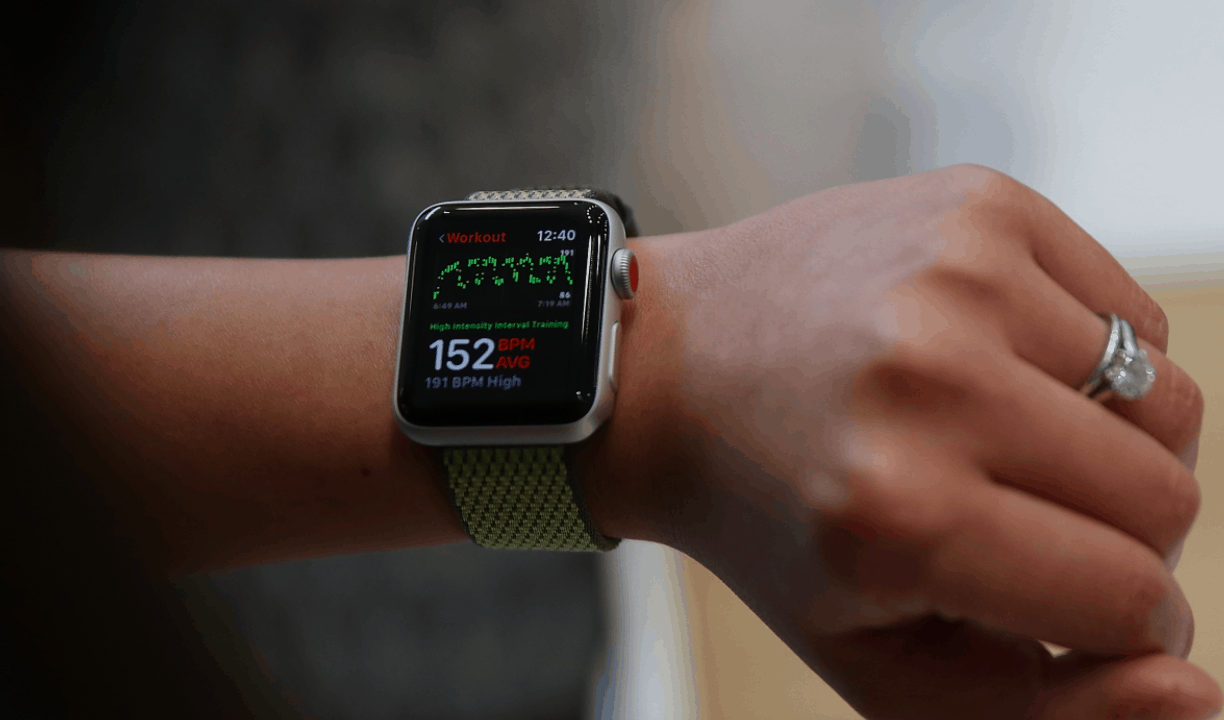 Apple brings ECG Support on Watch Series 4 and later models in India