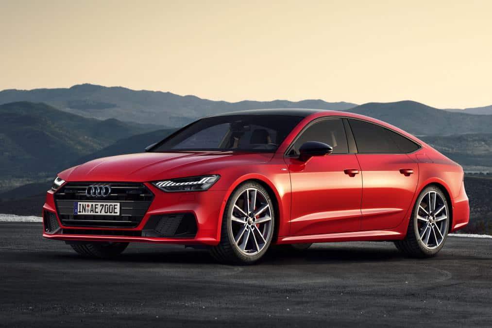 Audi unveiled A7 Sportback 55 TFSI e Quattro plug-in hybrid